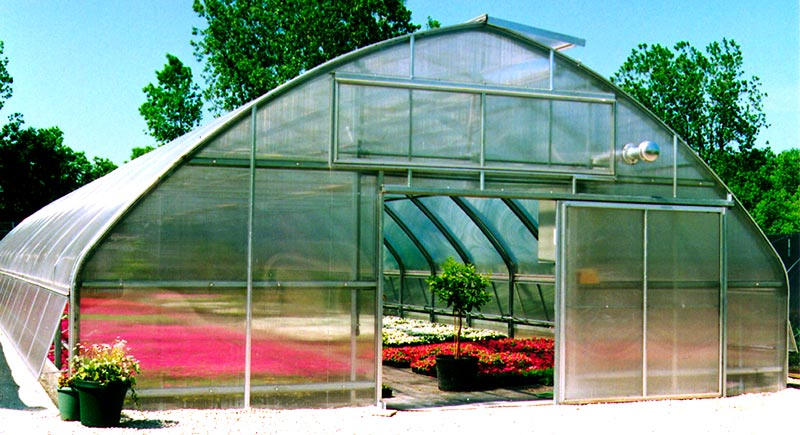 Greenhouse Glazing Systems : United greenhouse systems diplomat™ structure