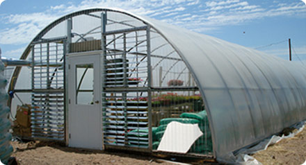 United Greenhouse Systems - Pioneer™ Greenhouse Structure